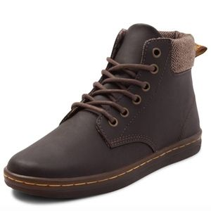 Womens Dr. Martens Maelly Boot Brown